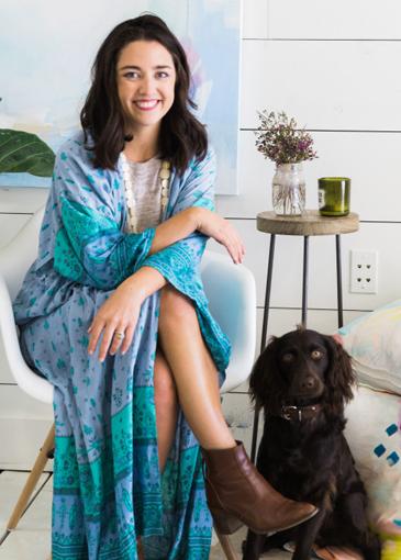 Amy Osaba, Floral Designer