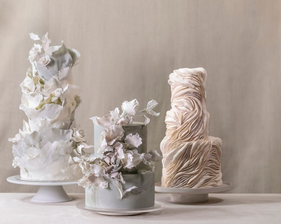 Learn 3 Cake Decorating Techniques with Endless Possibilities