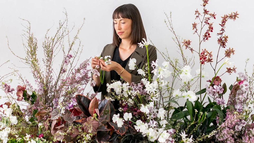 The Ultimate Guide to Floral Design with Sarah Winward