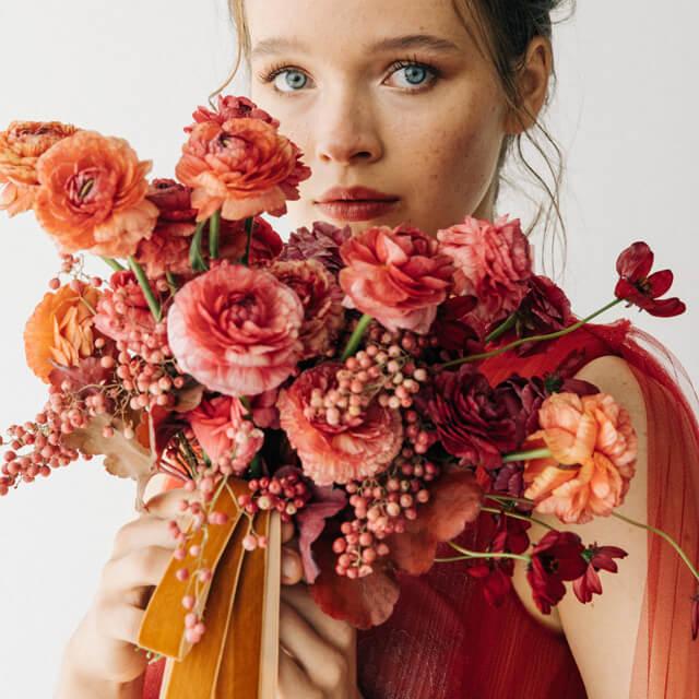 Bouquets + Centerpieces