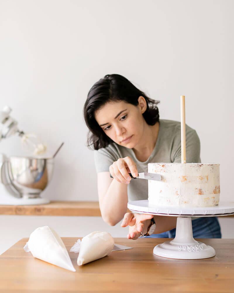 Fundamentals of Cake Design