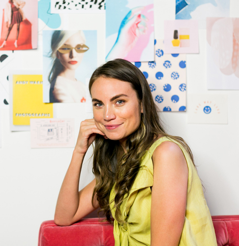 Meet Emily Newman of If I Made