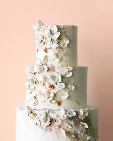 Artful Buttercream Cakes
