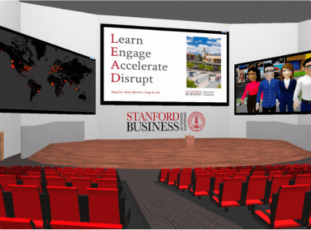 Stanford GSB Launches a New Immersive Online Executive Education Certificate on Personal Leadership