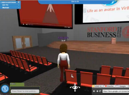 How VR Enhances the Business School Experience