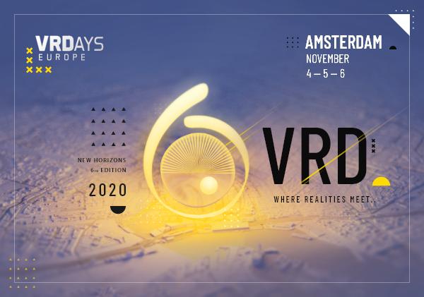 VRDays Europe 2020 New Horizons