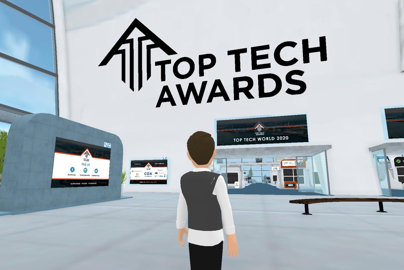 Top Tech Awards Goes Virtual to Honor California Innovators