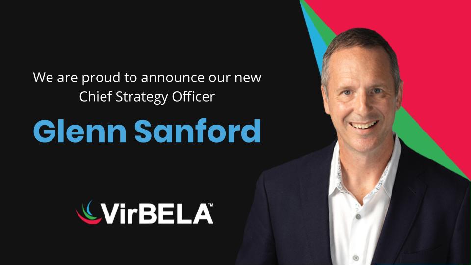 Glenn Sanford Joins VirBELA to Lead Strategy Initiatives