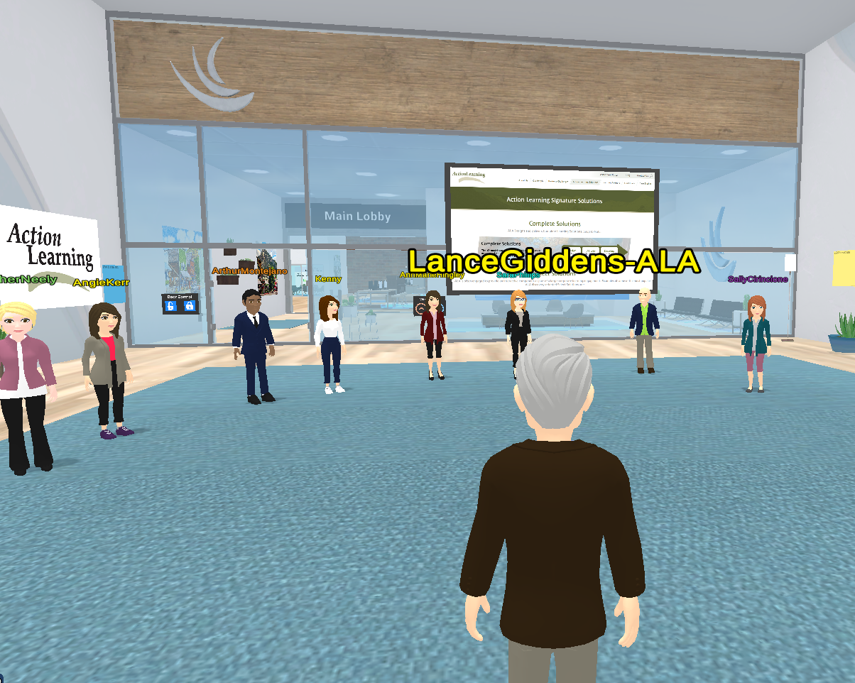 On a Virtual Campus, Professional Development Courses Stay Personal