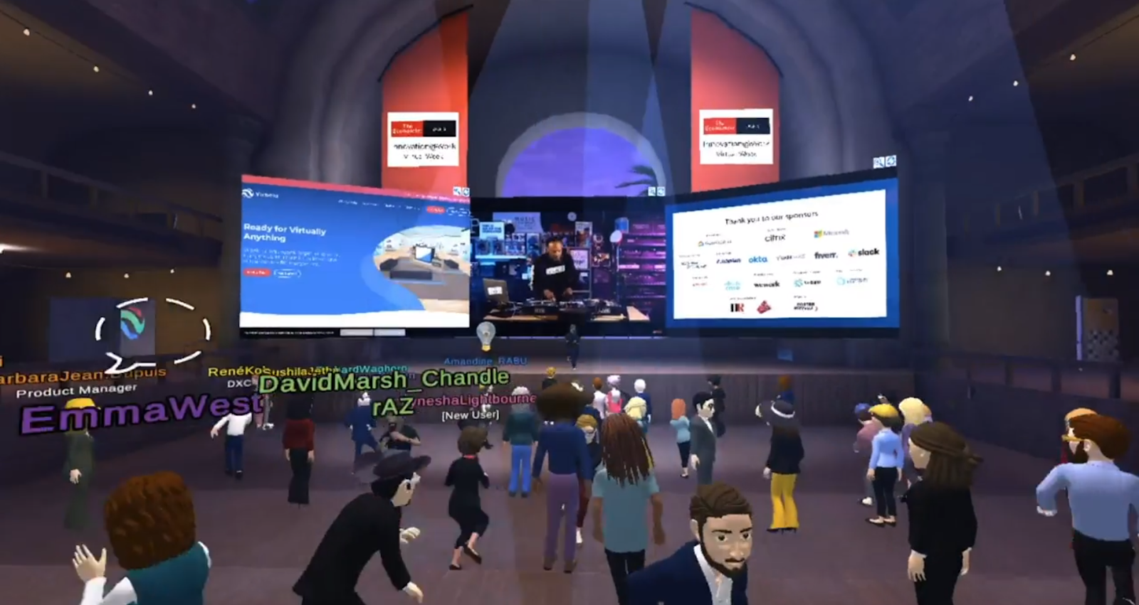 For The Economist Events, A Virtual After-Party Builds Global Networks