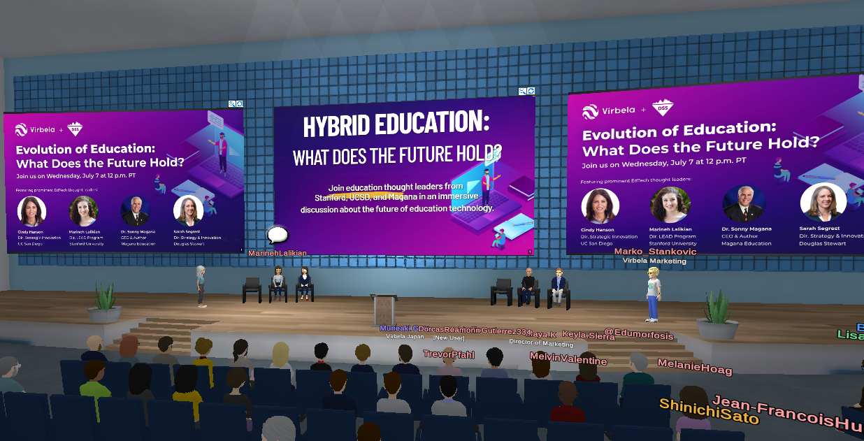 As Education Evolves, Thought Leaders Share Their Vision for the Future