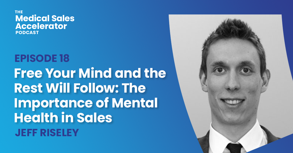 The Untold Benefits of Positive Mental Health in Sales