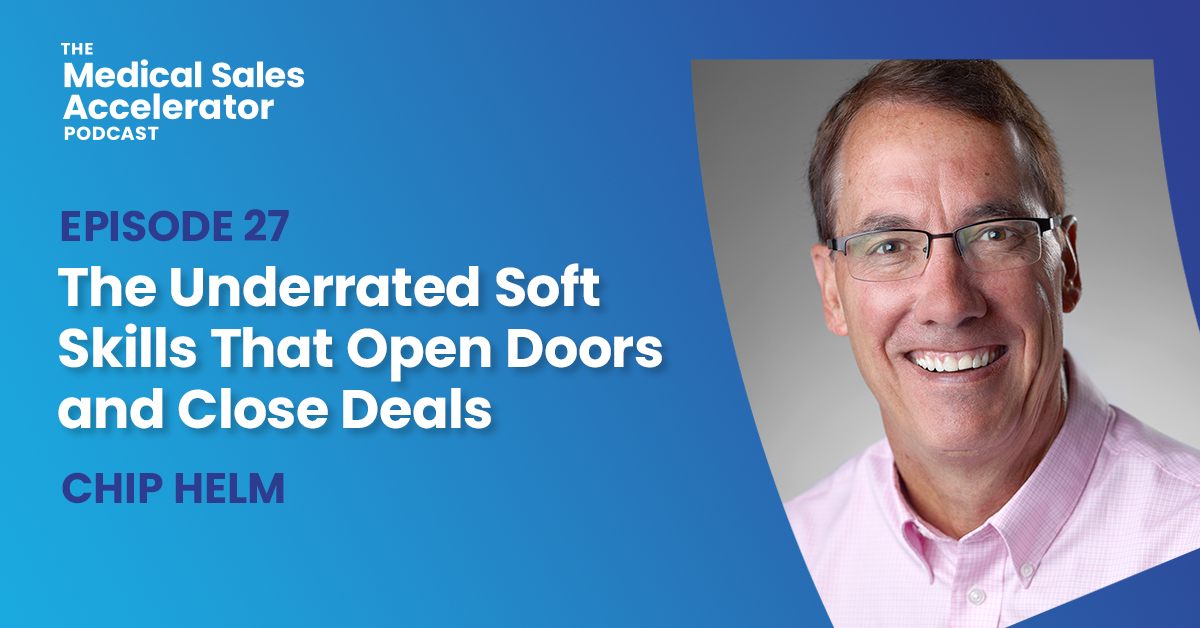 The underrated soft skills that open doors and close deals