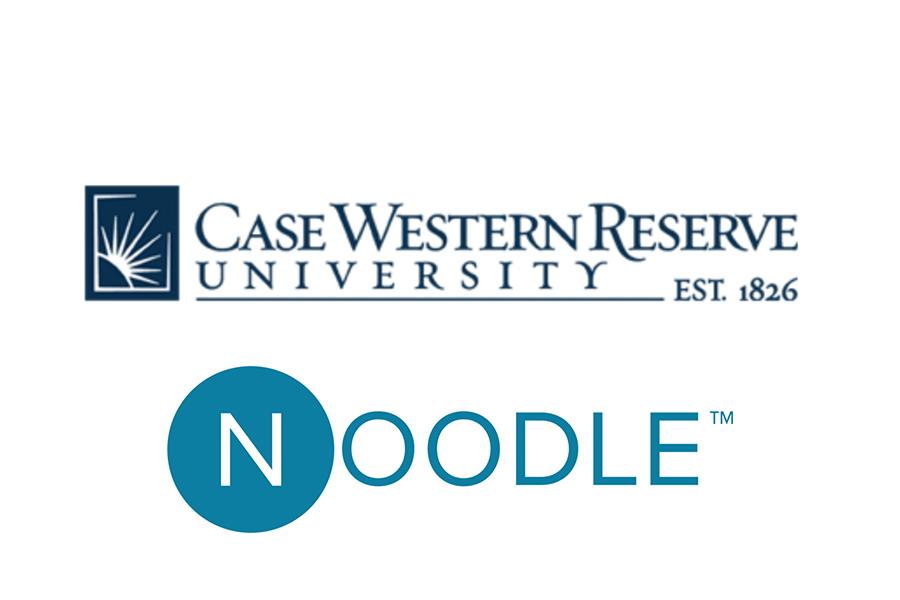 CWRU and Noodle Logos