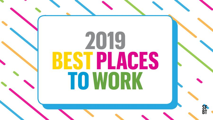 Scoop named winner of Best Places to Work Silicon Valley Business Journal 2019