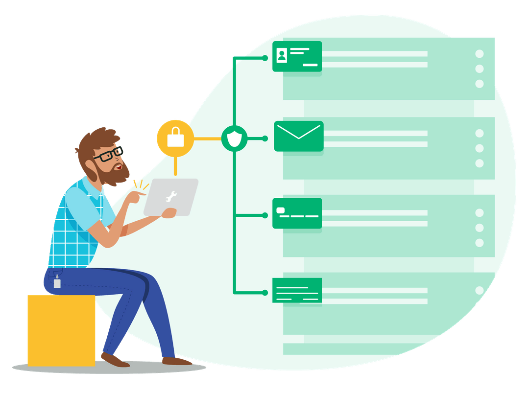 Intuitive hybrid work platform