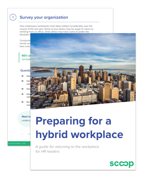 HR's guide to the hybrid workplace