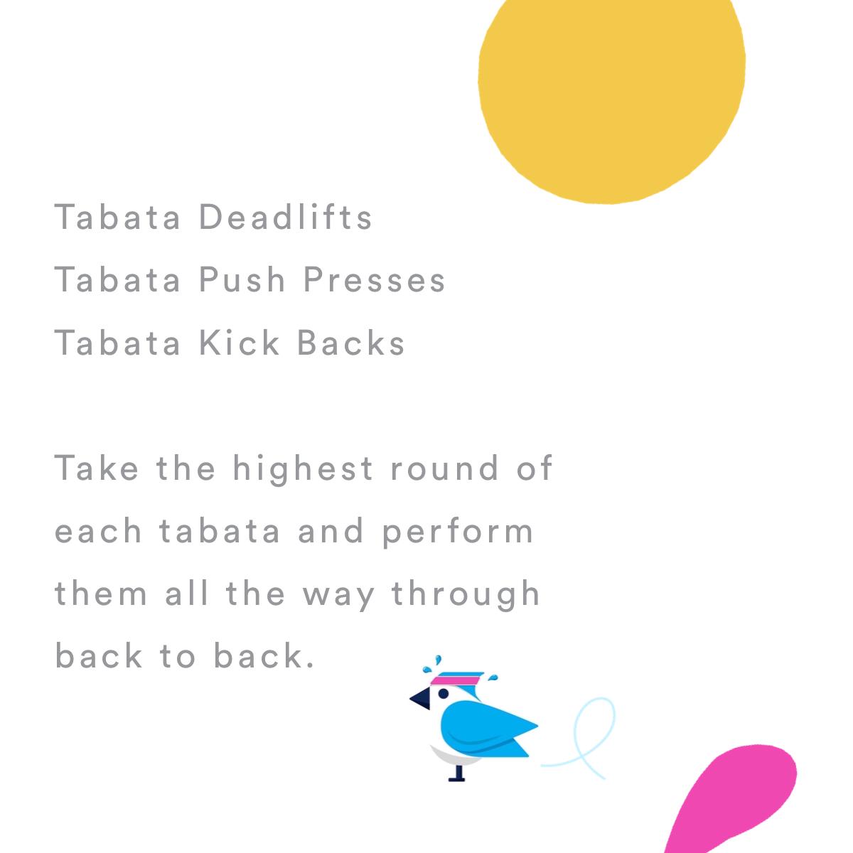 2020-11-04 Tabata Ciabatta by Coach Janet