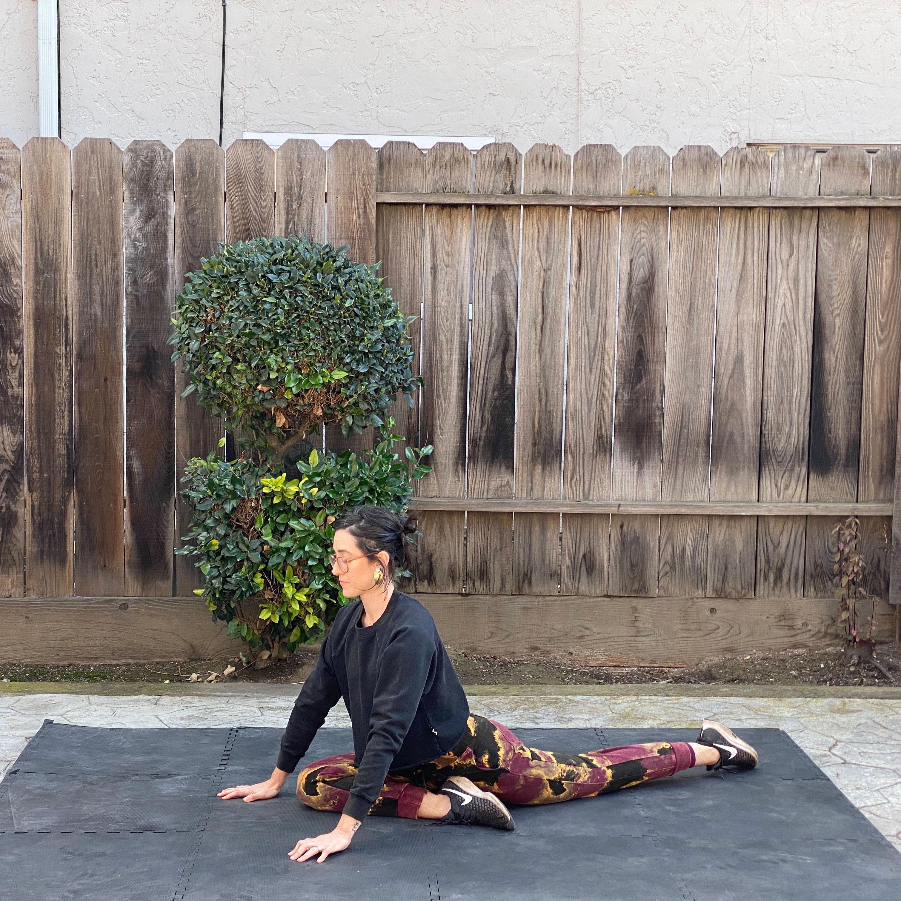 Varied-stance Endurance