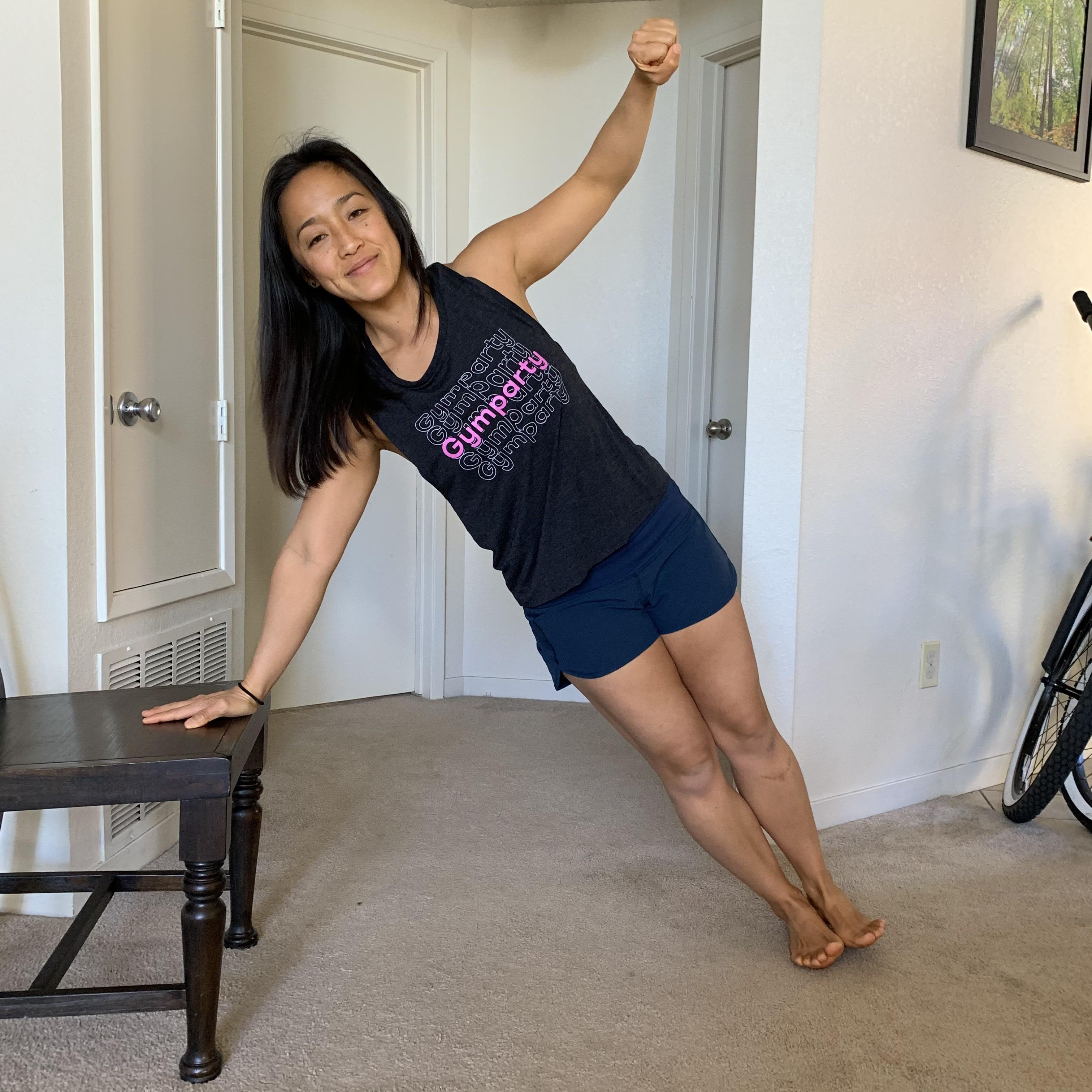 Elevated Side Planks