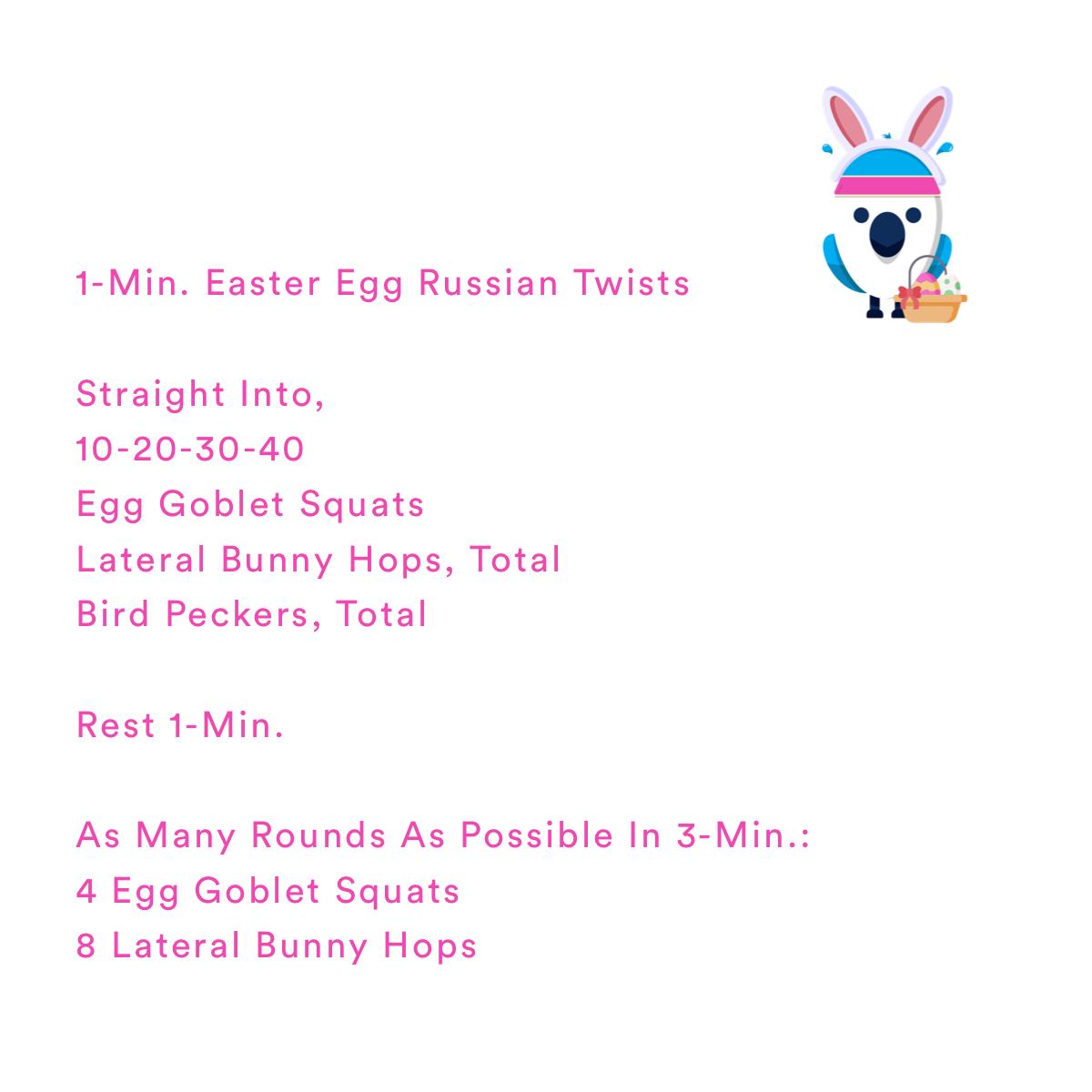 2021-04-03 Easter Egg-stravaganza by Coach Cheryl