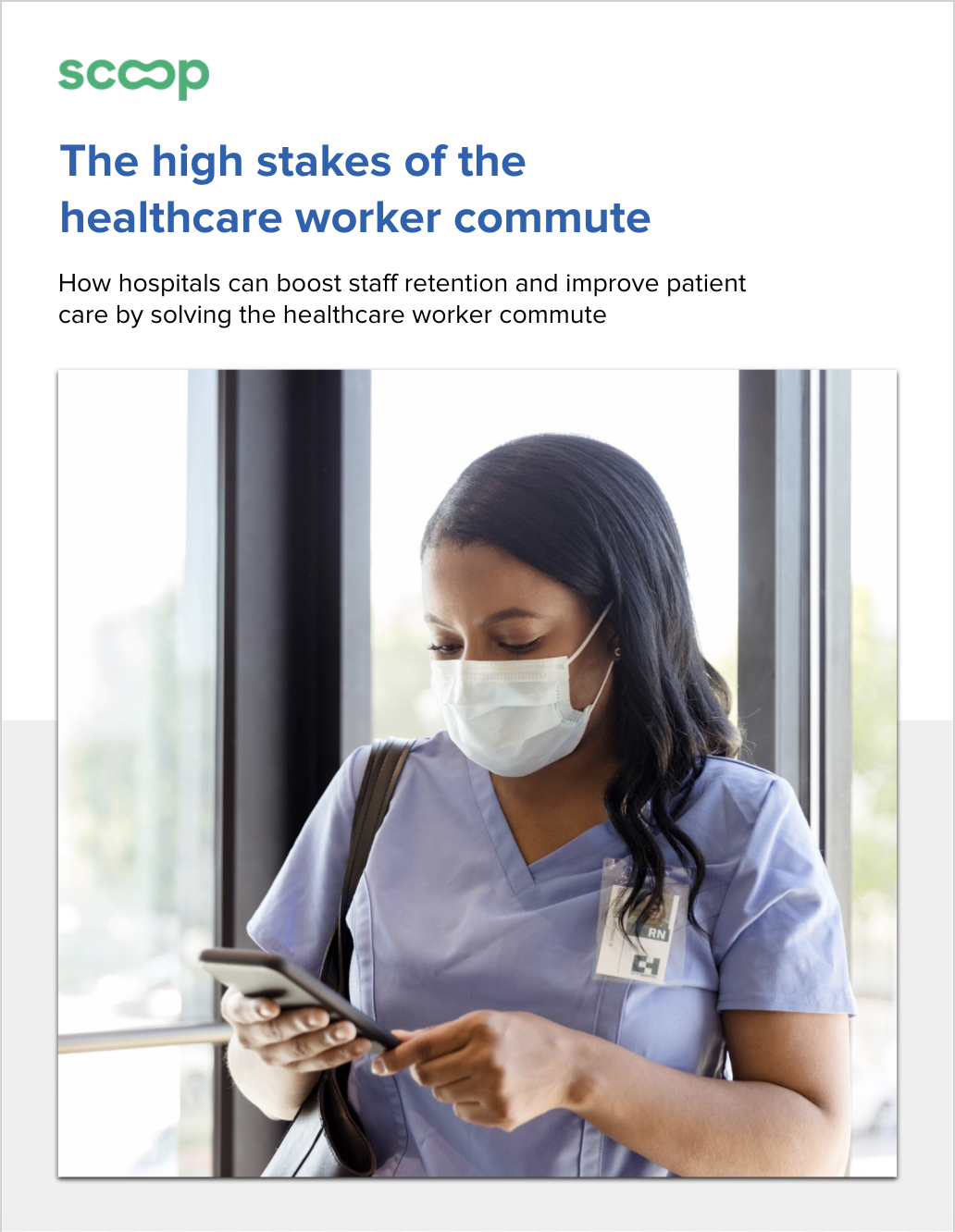 The high stakes of the healthcare worker commute