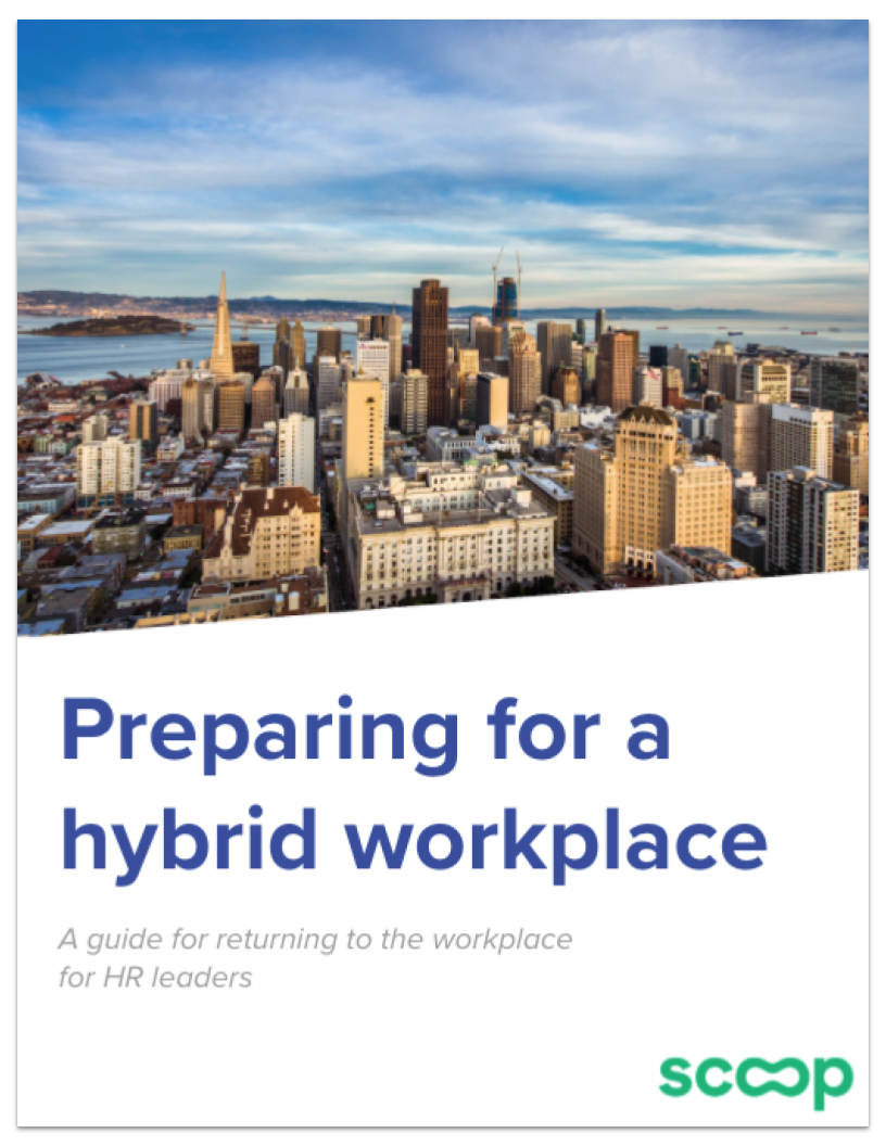 Preparing for a hybrid workplace