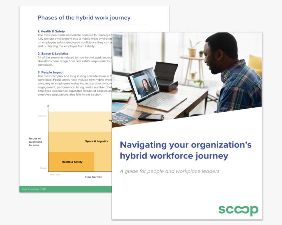 Navigating your organization's hybrid workforce journey