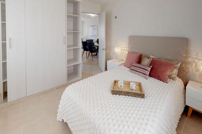 Habitación  Casa Las Palmas