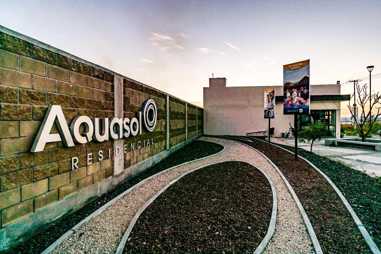 Casas en Aquasol Residencial