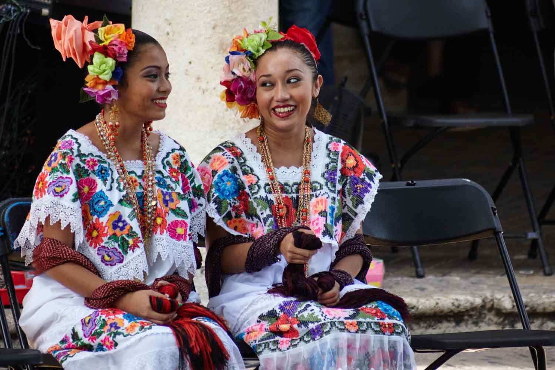 Costumbres en Mérida, Ciudad colonial