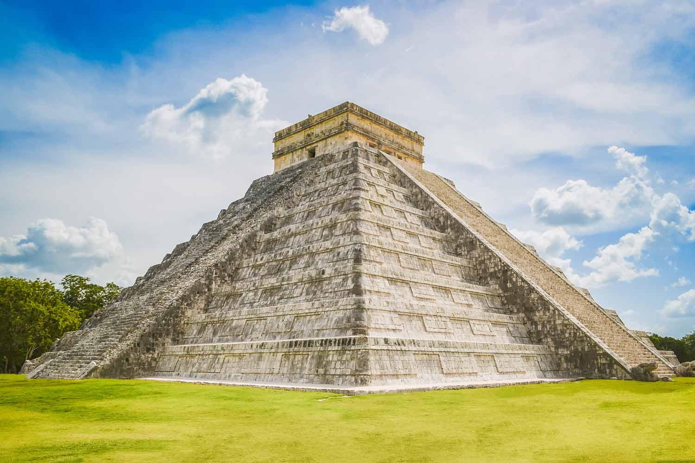 Zona Arqueológica de Mérida Yucatán