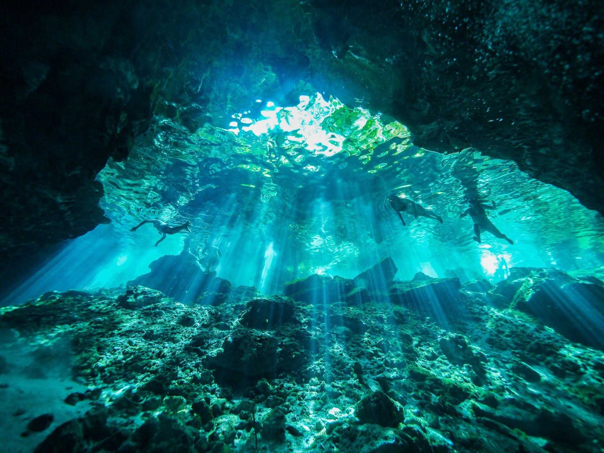 cenote Playa del Carmen