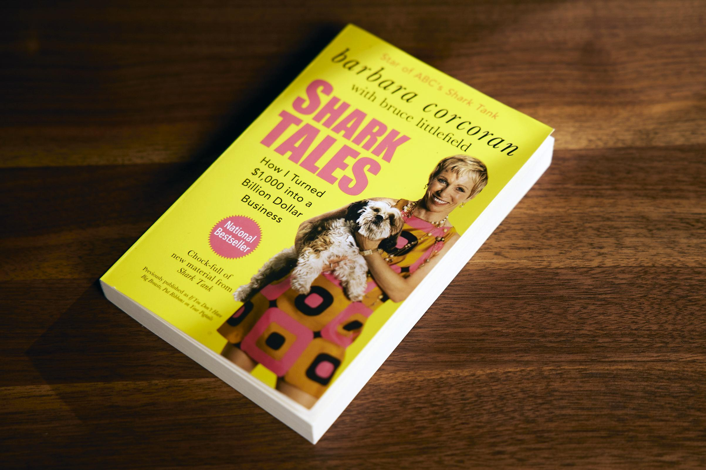 Entrepreneurship is hard, but you don't have to go in it alone. Barbara Corcoran + BookClub can help.