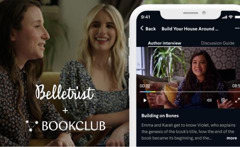 Author Violet Kupersmith on BookClub.