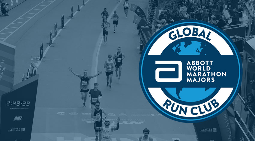 Global Run Club is launched