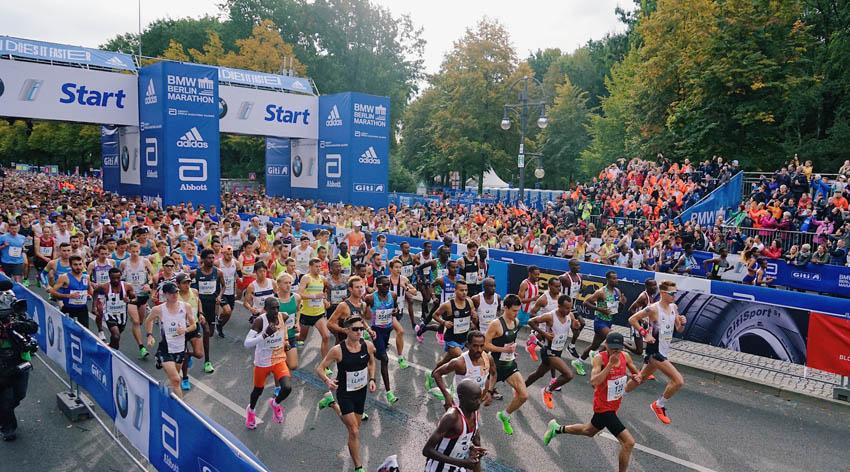 BMW Berlin Marathon Update