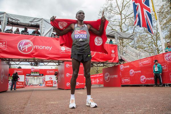 Olympic Champion Eliud Kipchoge to run the Virgin Money London Marathon