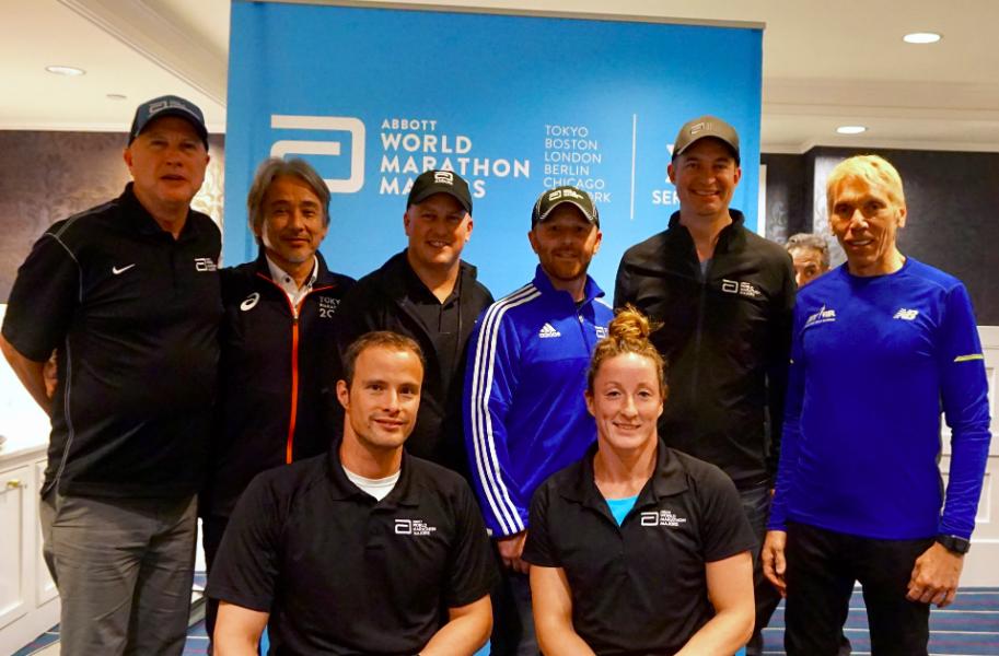 Eliud Kipchoge, Marcel Hug, Tatyana McFadden Named Abbott World Marathon Majors Series X Champions
