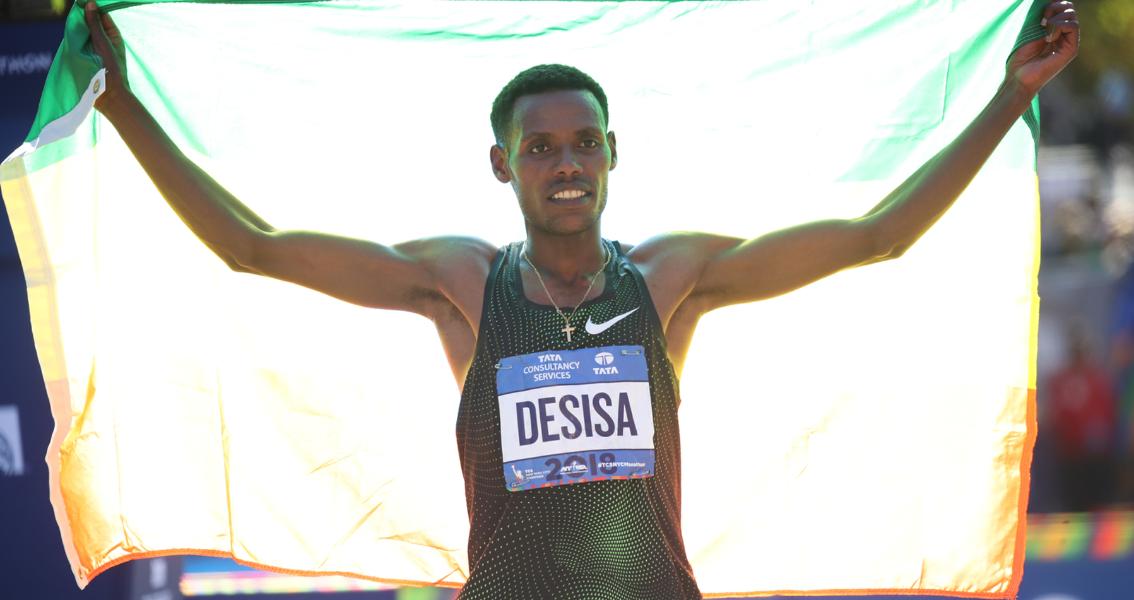 Desisa hunting second series win