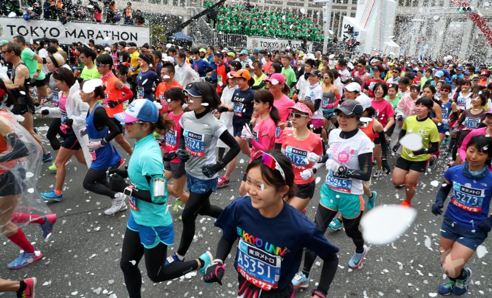 Five top tips for spring marathon training