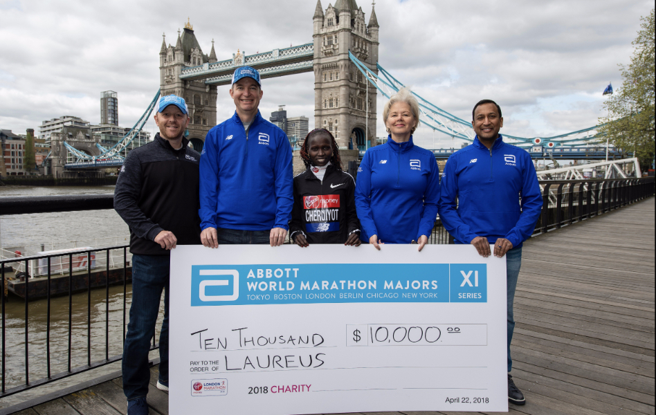 Eight more causes benefit from charity program