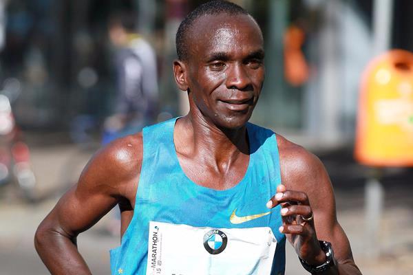Kipchoge eyes world record as Abbott World Marathon Majors return in Berlin