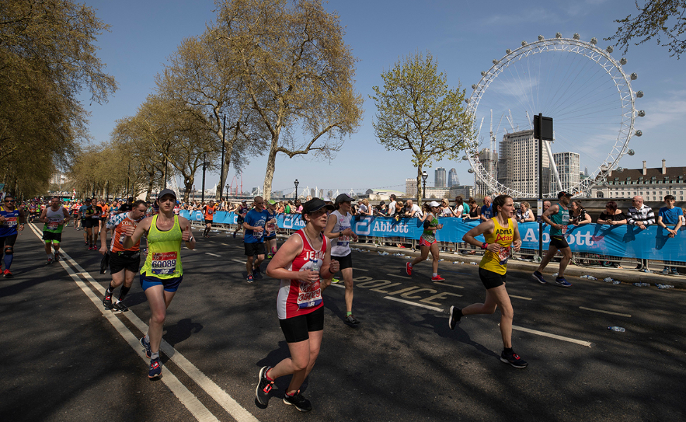 Age Group World Rankings take to the start line
