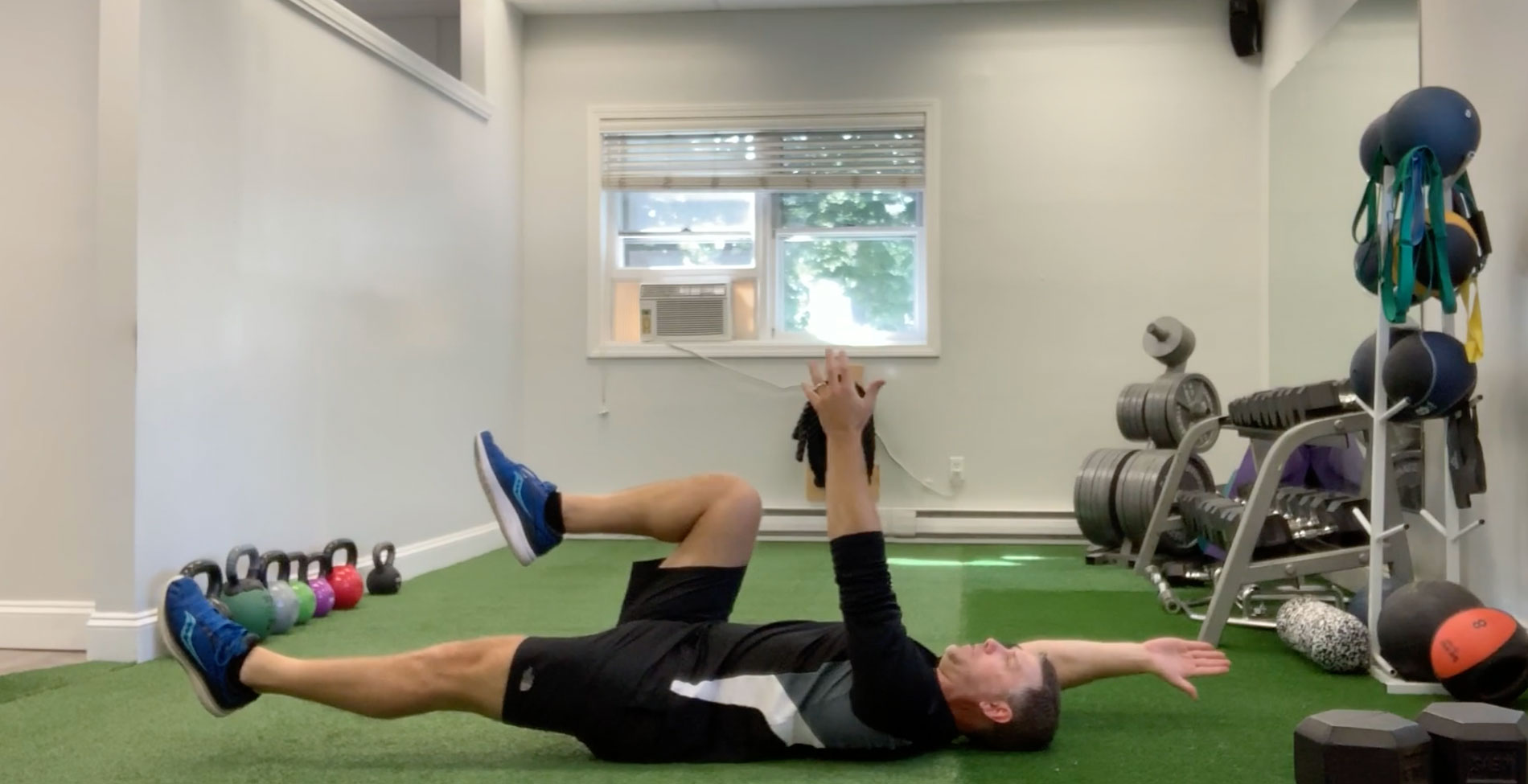 Top 10 home strength moves for runners