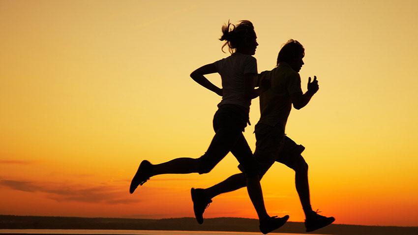 Running For Love