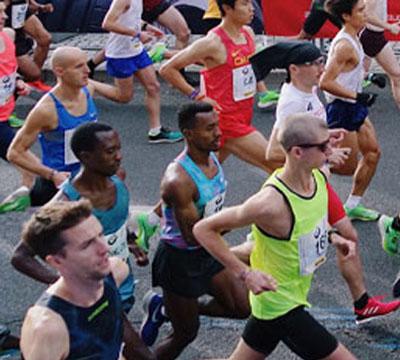 Join the inaugural Global Marathon