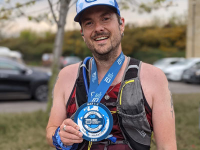 Global Marathoners make history