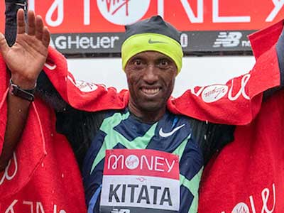 Can Kitata take the series lead in London?