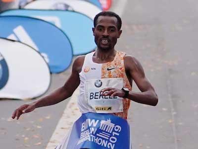 Bekele heads back to Berlin
